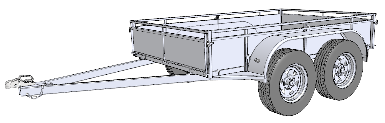 Free Trailer Plans Build Your Own Trailer